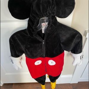 Mickey 12 month costume
